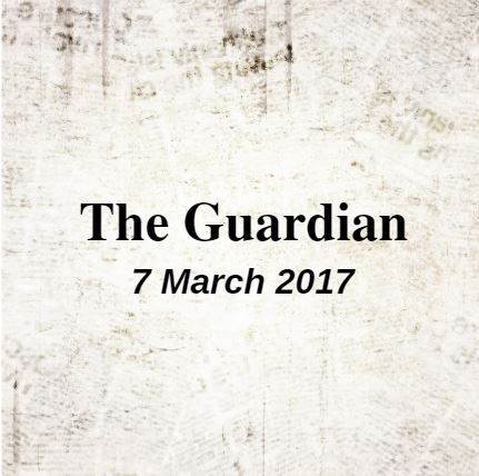 The Guardian 7 March 2017
