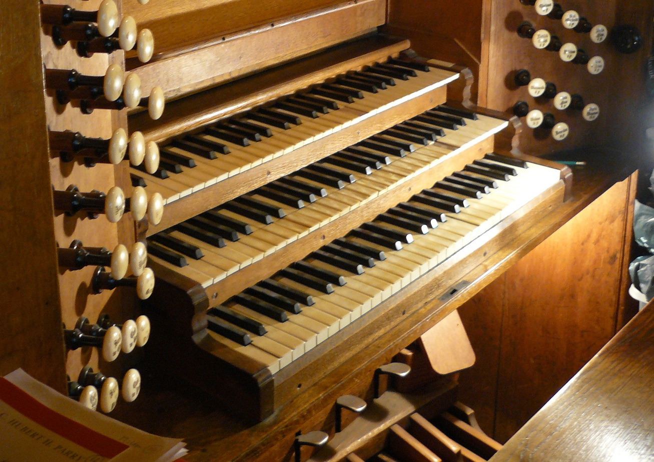 The Mansfield College Organ