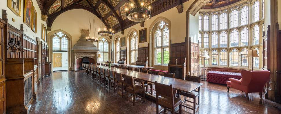 Old Dining Hall Mansfield College