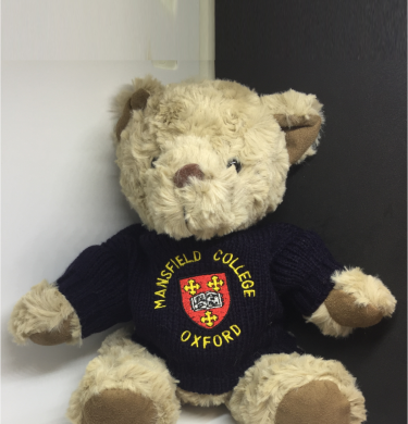 Mansfield College Soft Toys