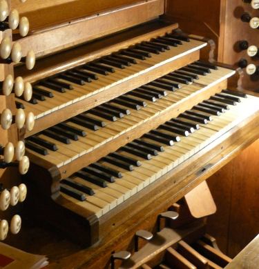 Mansfield College Organ Appeal