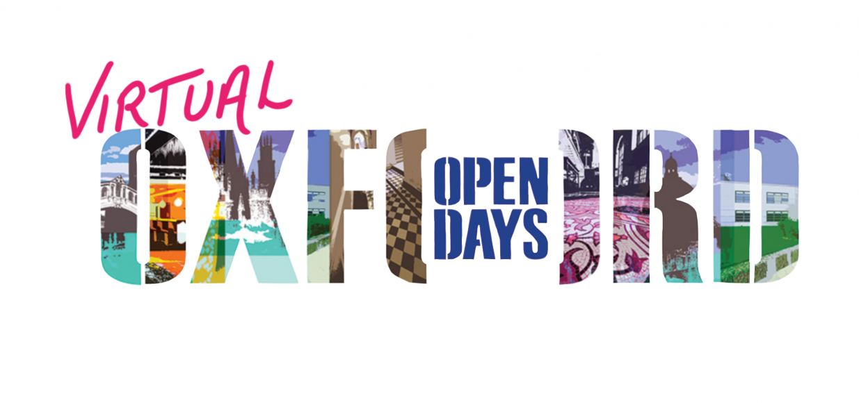 Virtual Open Day banner
