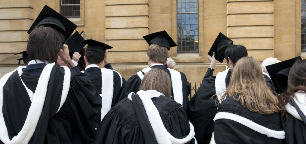 Graduation | Mansfield College, Oxford